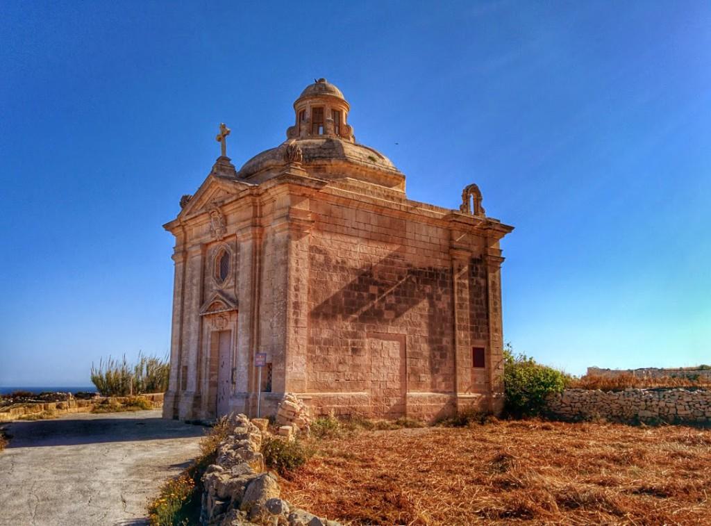 Saint Nicholas Chapel – Ras iż-Żonqor