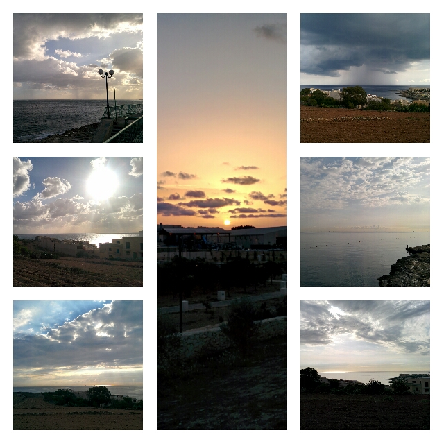 Seaside views from Marsaskala